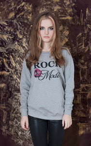 Rock and Model Sweat - Light Grey