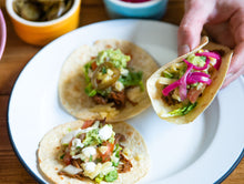 Load image into Gallery viewer, Slow Cooked Pork Taco Kit
