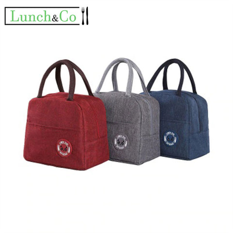 Petit Sac Isotherme | Lunch&Co
