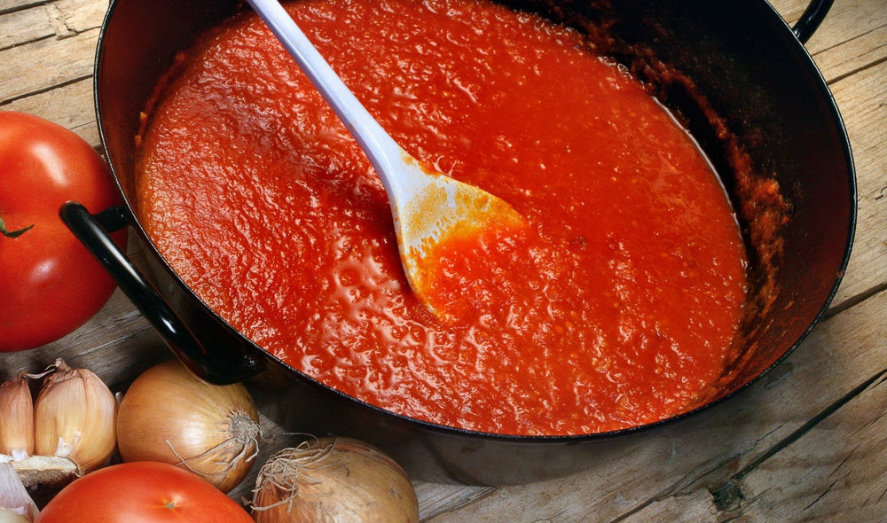NENA'S PANTRY TOMATO BASIL SAUCE - ALL NATURAL
