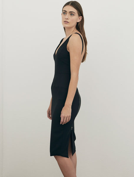 Alexa Drape Dress