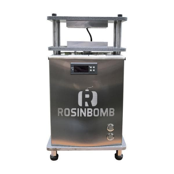 RosinBomb USA Weed Press