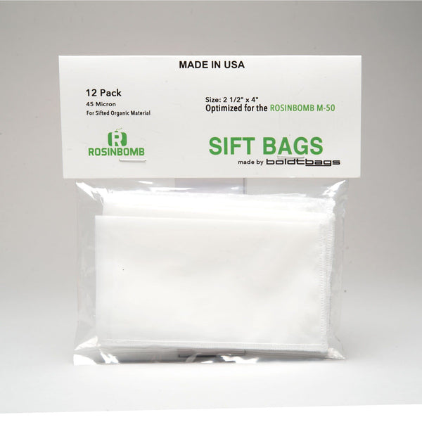 M-50 Sift Bags