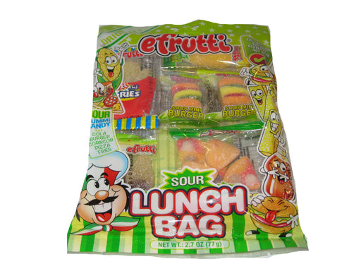 Efrutti Gummi Lunch Bag SOUR
