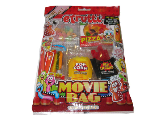 Efrutti Gummi Movie Bag