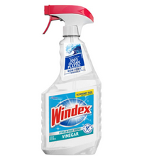 Load image into Gallery viewer, Windex Vinegar Glass and Window Cleaner Spray Bottle, 32 fl oz