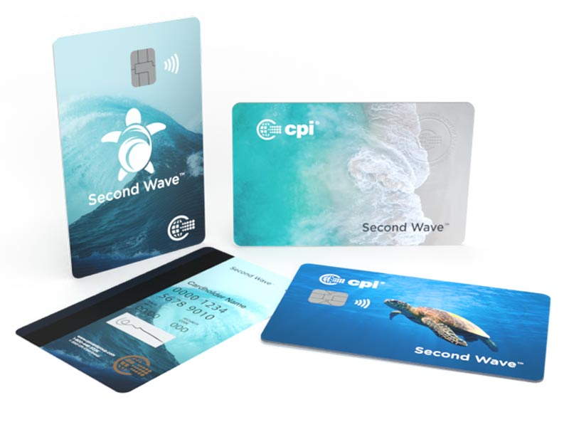 CPI Second Wave™ Payment Cards