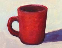"Load image into Gallery viewer, ""Red Cup"" notecard"