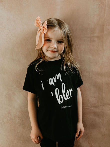 I Am 'Bler (Ambler) Toddler Tee