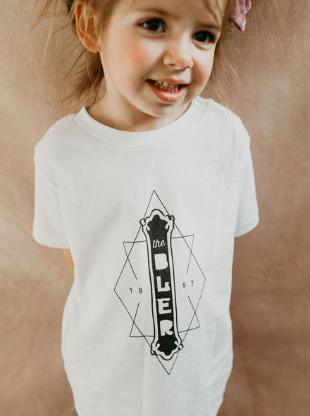 The 'Bler (Ambler) Toddler Tee