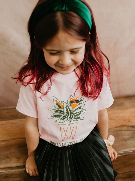 Toddler Hosta La Vista Tee
