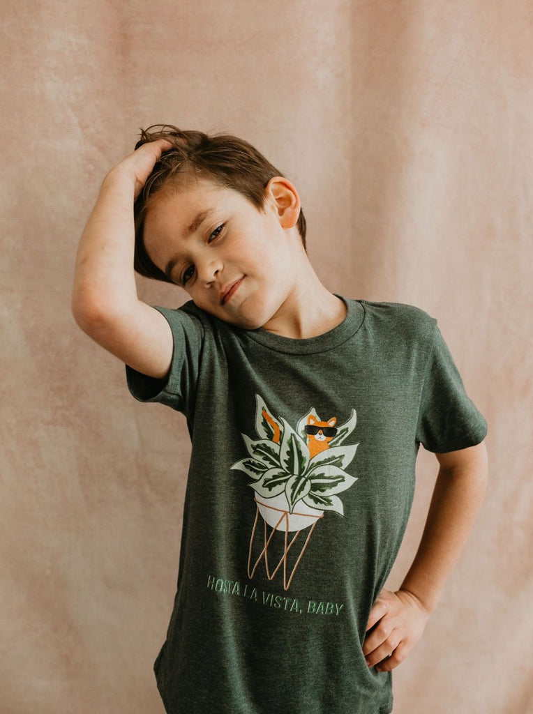 Kids Hosta La Vista Tee