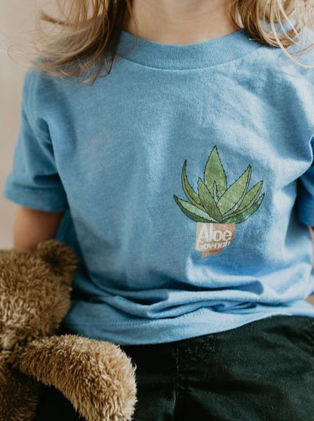 Toddler Aloe Govnah Tee