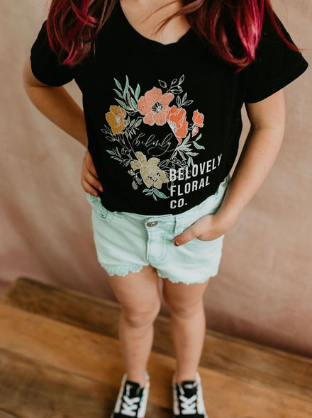 Belovely Logo Toddler Tee