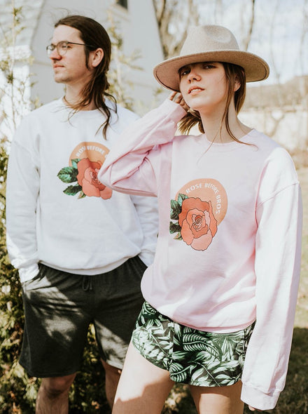 Rose Before Bros Unisex Sweatshirt