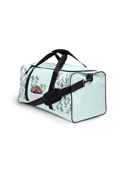 Get the Phlox Outta Here Travel Duffle bag
