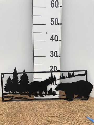 Wall Art - Bear