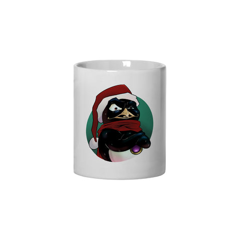 Remastered Crossed Arms Penguin - Mug