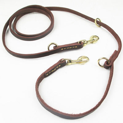 Multifunctional two Dog Leash Chain