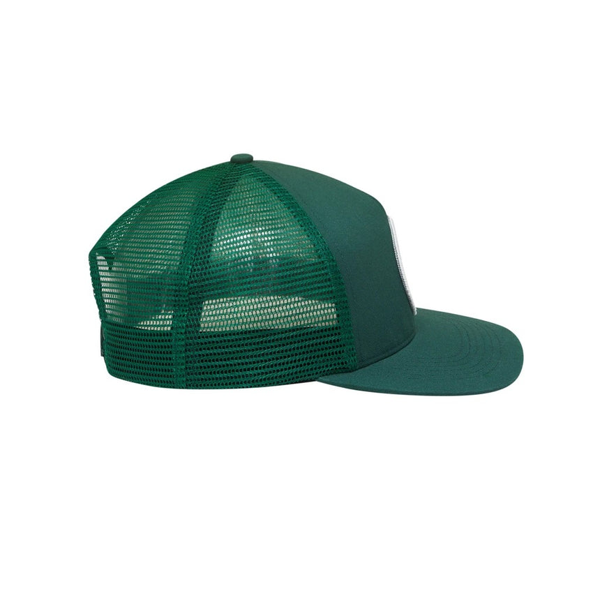 Only NY Trail Guide Trucker Hat (Dark Green)