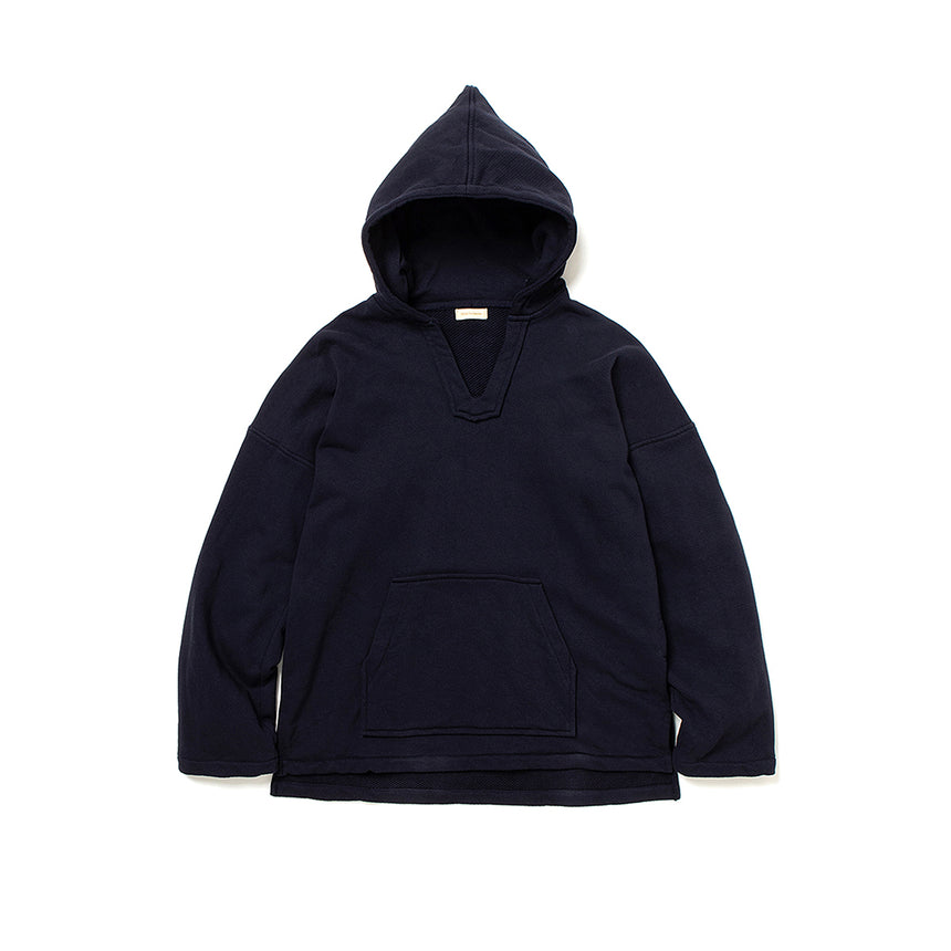 YSTRDY's TMRRW PRAIRIE HOODIE COTTON HEAVY SWEAT (Black)