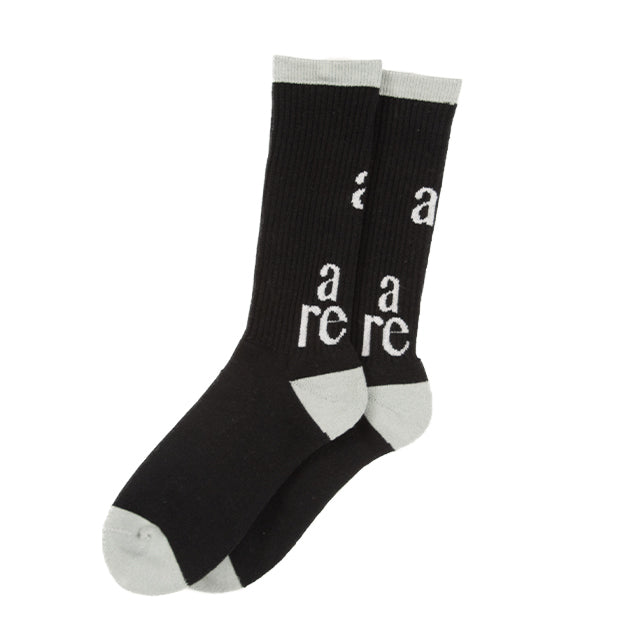 CABARET POVAL Basic Socks (Black)
