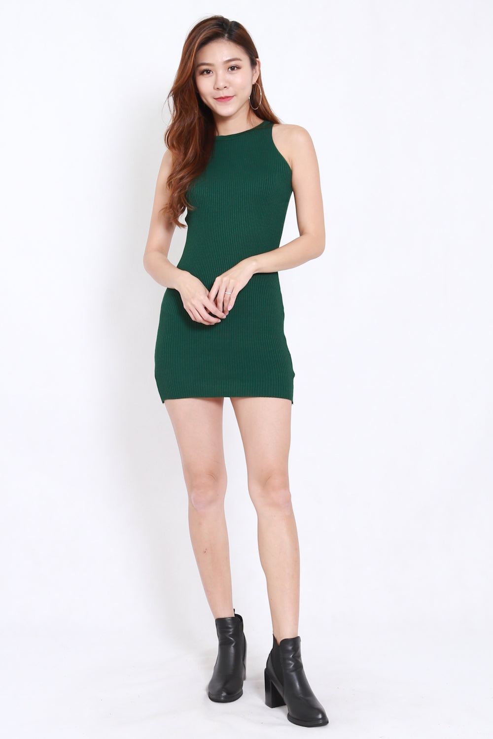 2way Criss Cross Dress (Forest)
