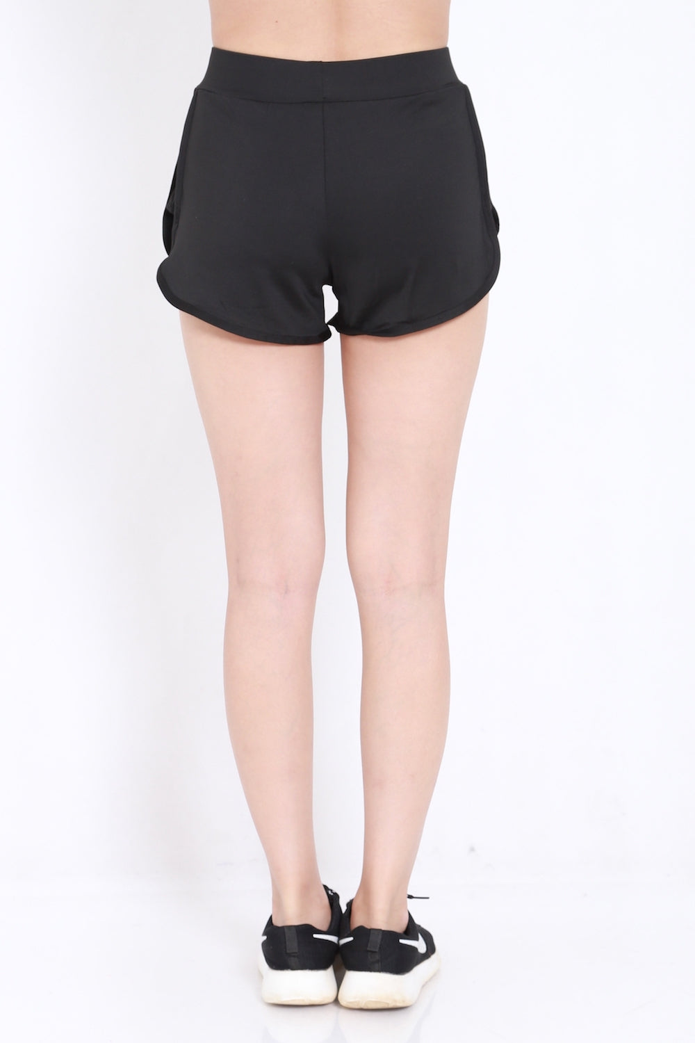 Basic Sports Shorts (Black)