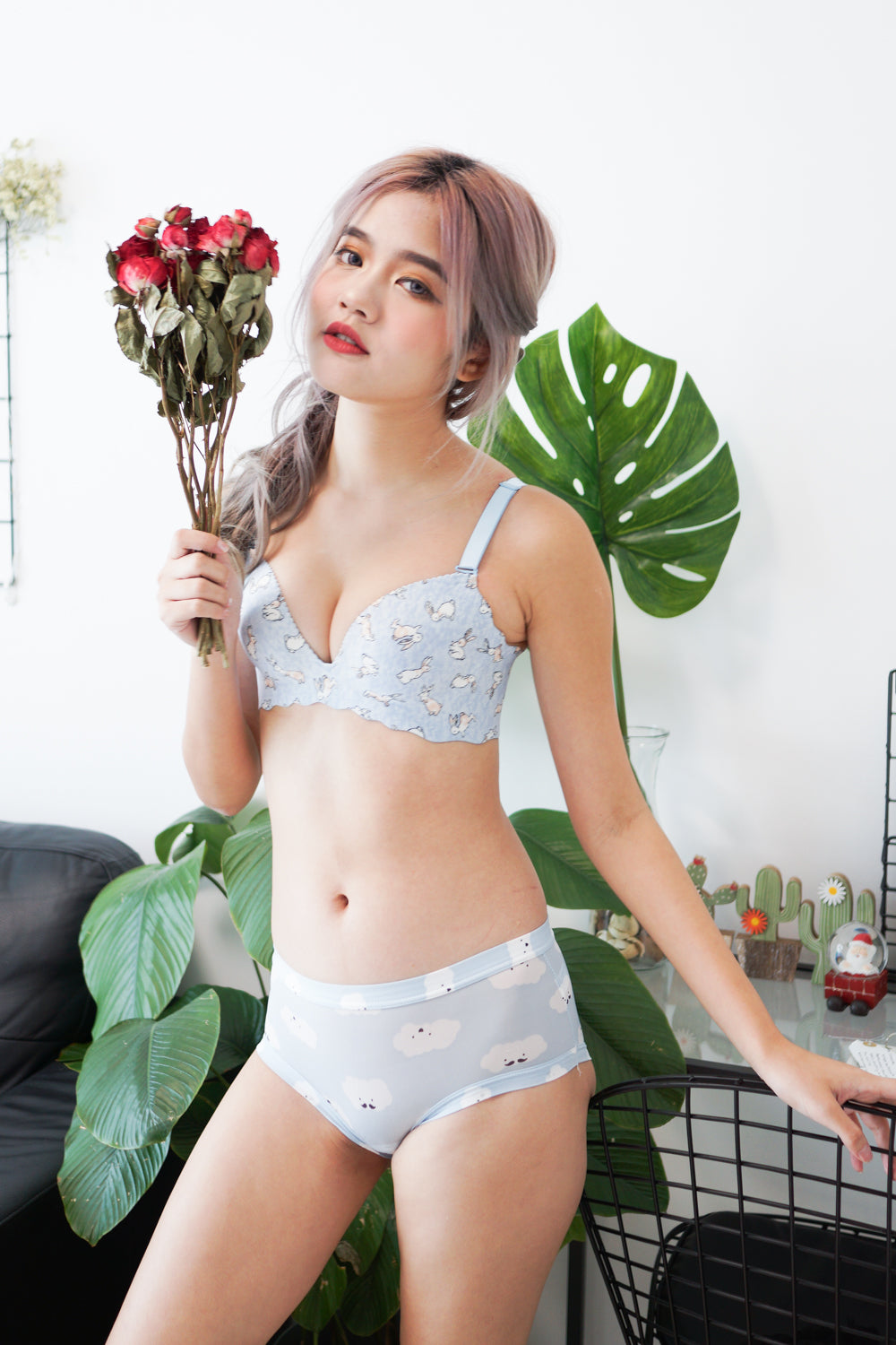 Boy Brief Panties (Cloud)