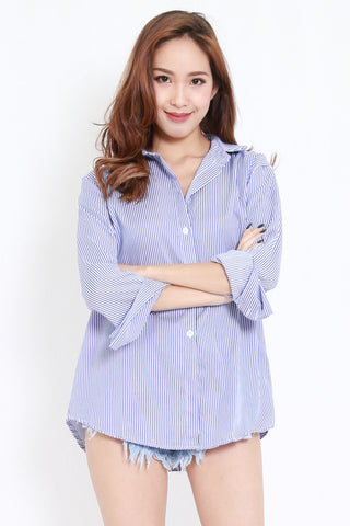 Boyfriend Stripes Shirt