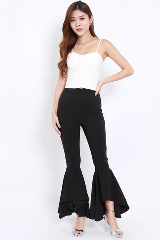 Trumpet Flare Pants