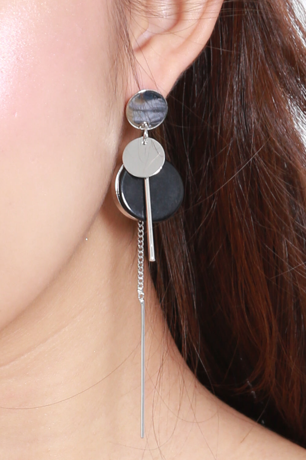 Claire Earring (Silver)