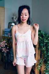 Cotton Babydoll 2pcs Set (Relax)