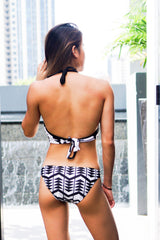 Mono Summer High Neck Bikini