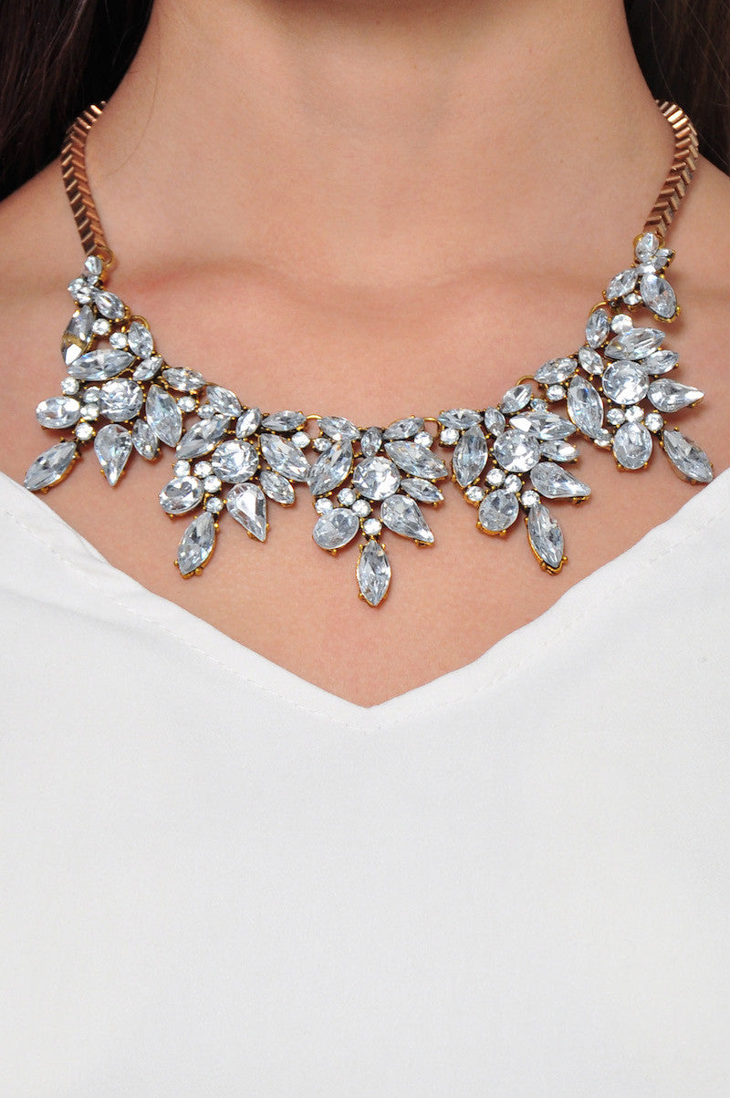 Geraldine Necklace -  - 2