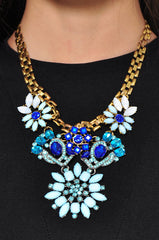 Blue Angel Necklace -  - 2