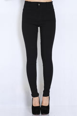 Fitting Jeans (Black) -  - 2