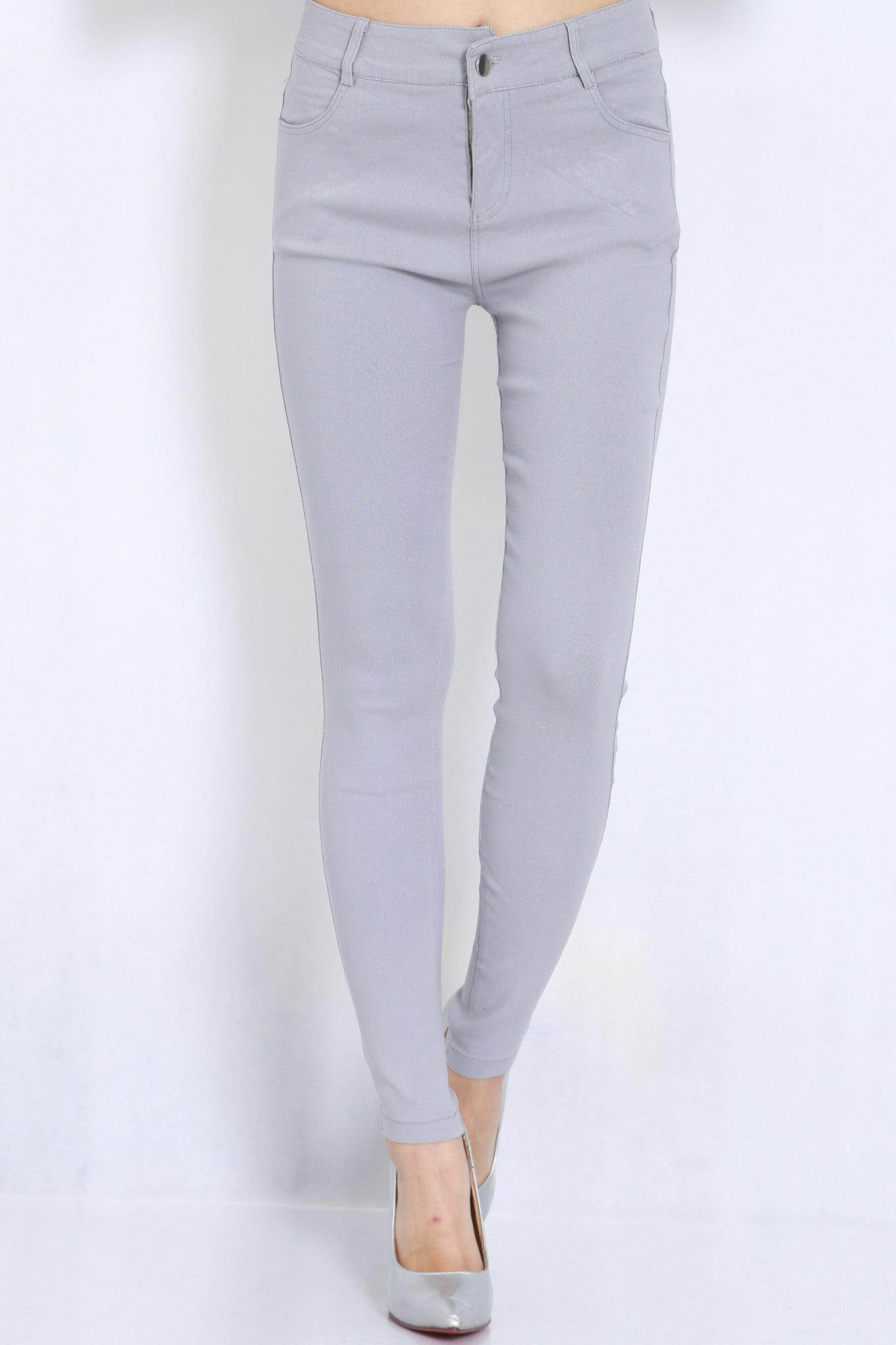 Fitting Jeans (Grey) -  - 3