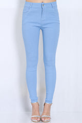 Fitting Jeans (Blue) -  - 2