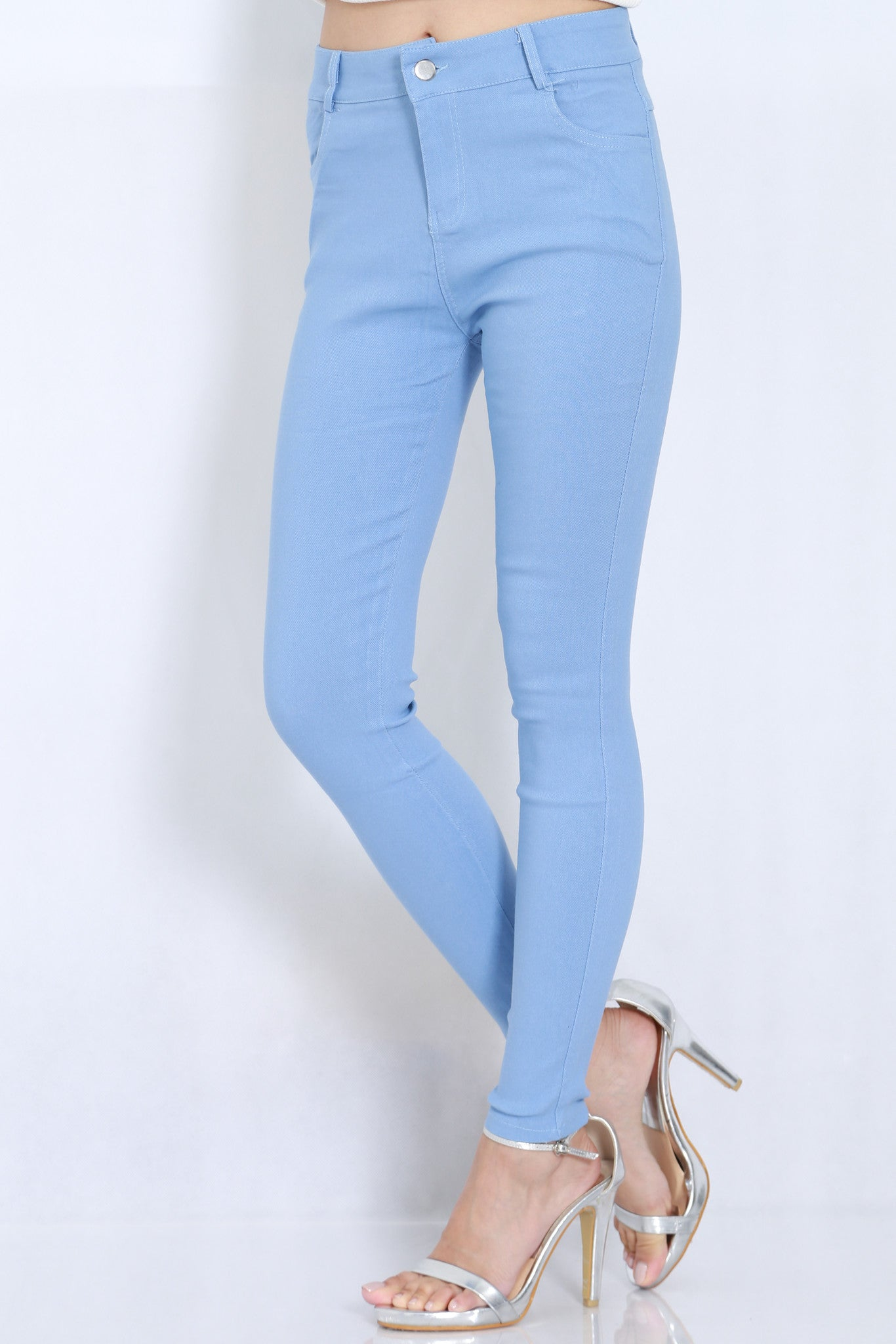 Fitting Jeans (Blue) -  - 1