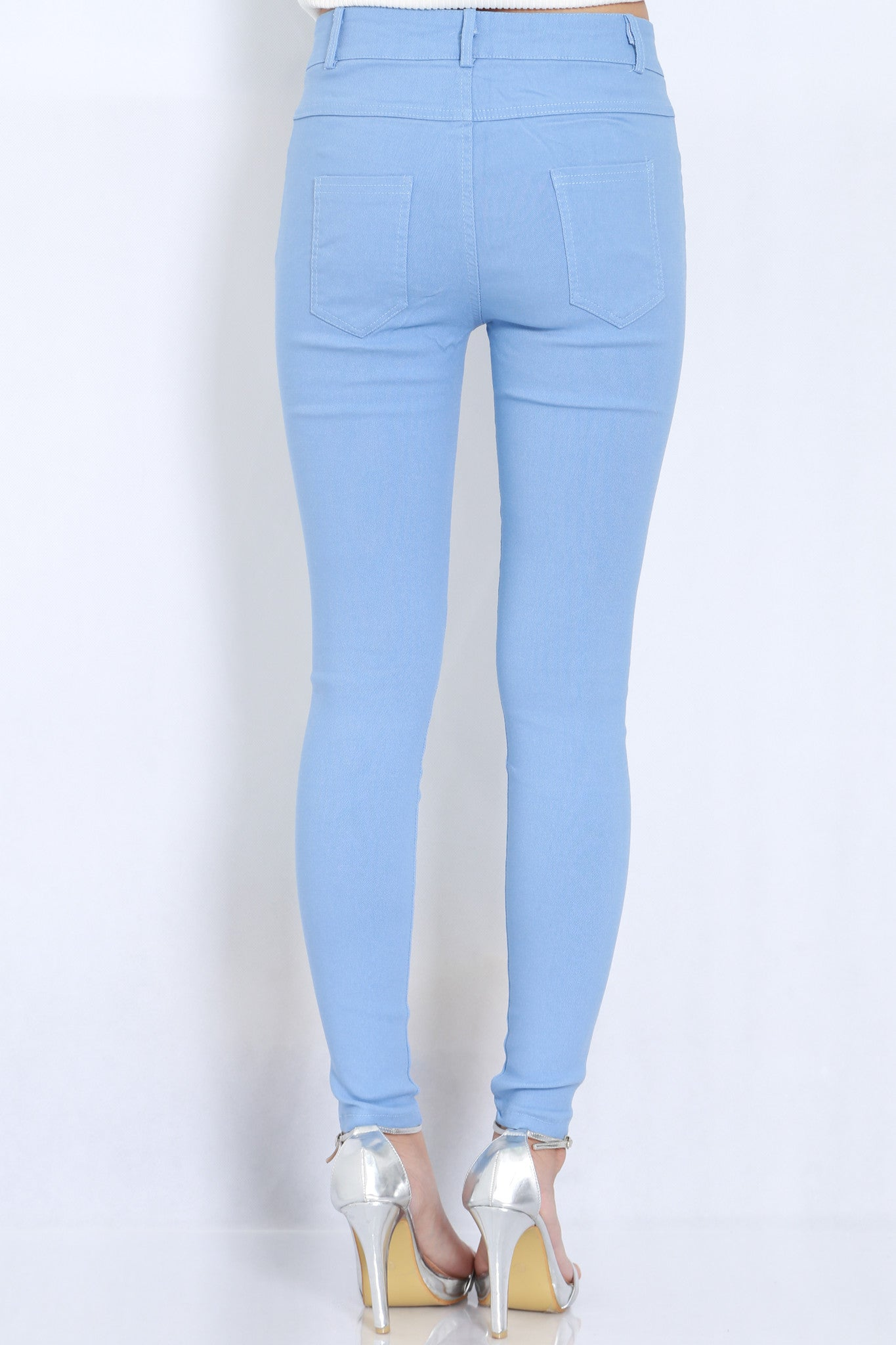 Fitting Jeans (Blue) -  - 3