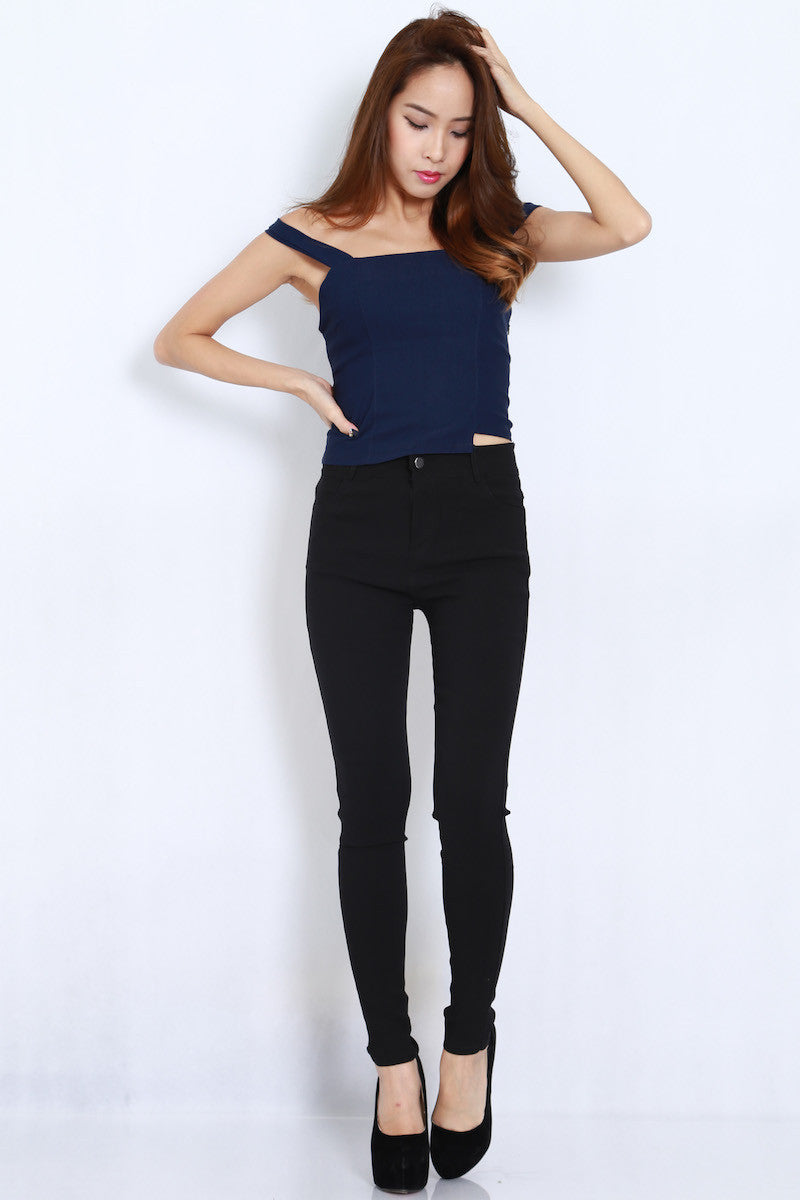 Fitting Jeans (Black) -  - 7