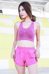 Basic Runner Shorts (Pink) -  - 5