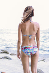 Colour Pop Bubble Bikini -  - 4
