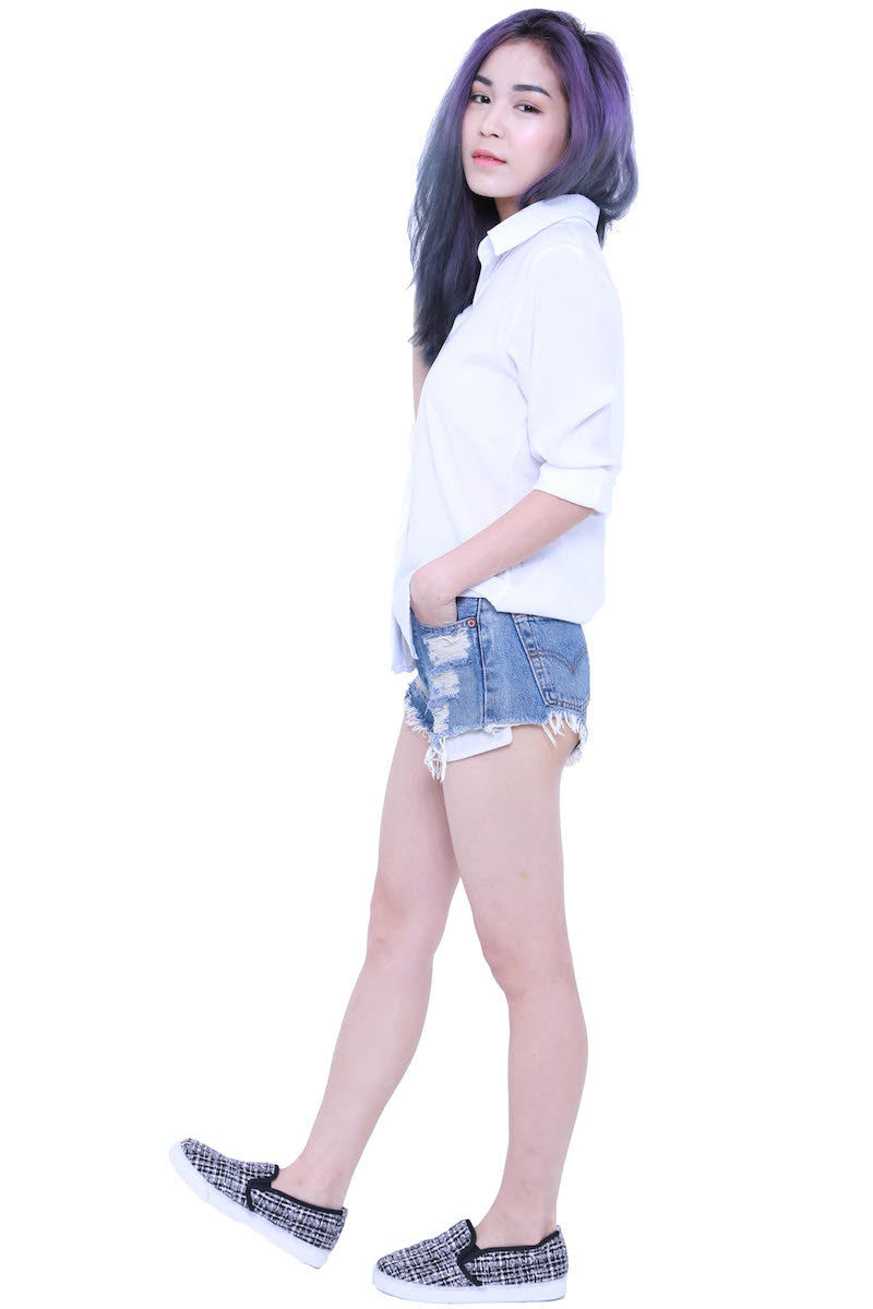 Casual Shirt (White) -  - 4