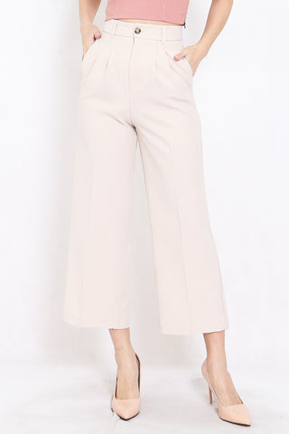 Indika Tailored Pants (Ivory)
