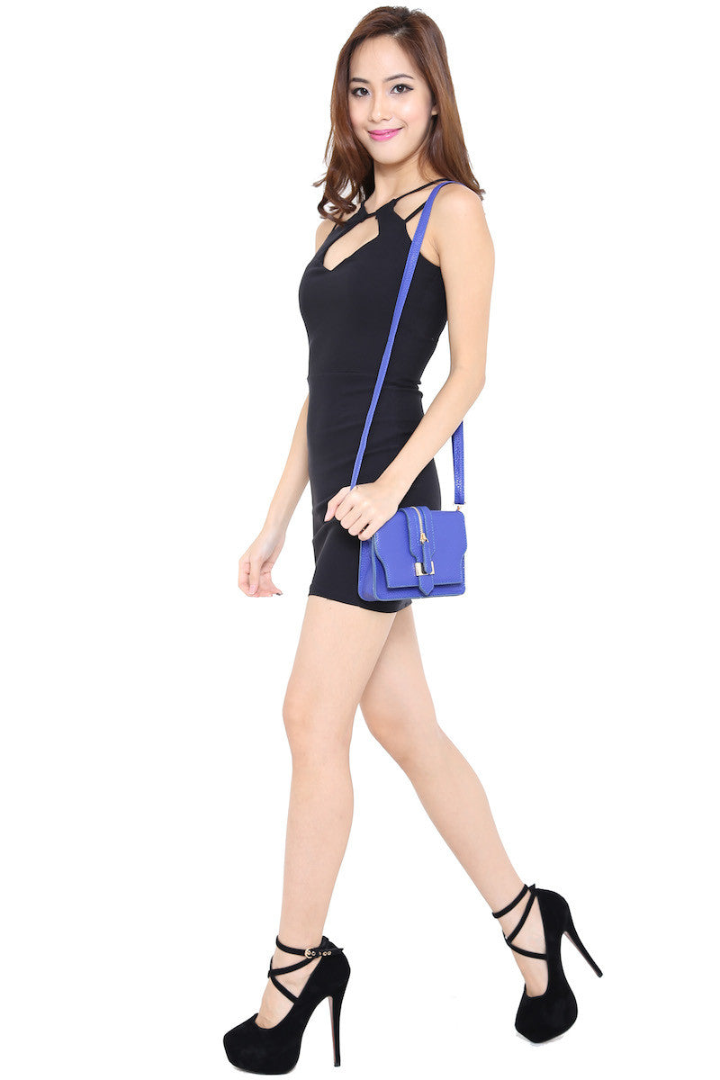 Lex Sling Bag (Blue) -  - 5