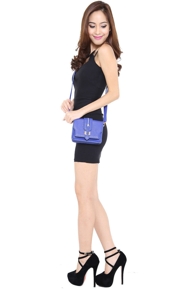 Lex Sling Bag (Blue) -  - 3