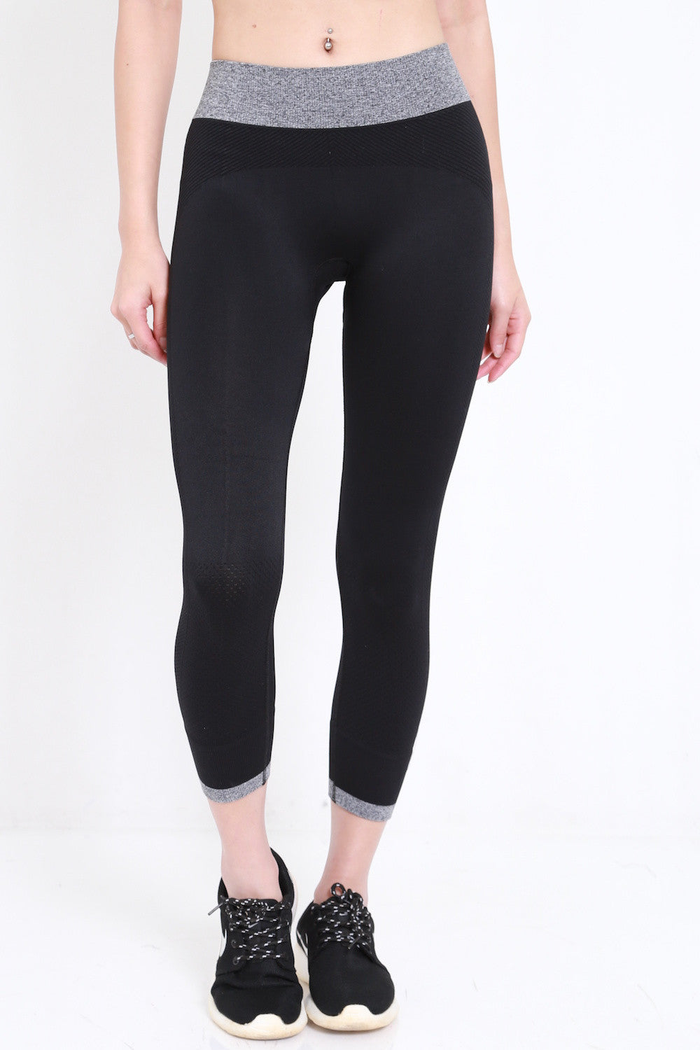 Lexin Sports Legging (Black)
