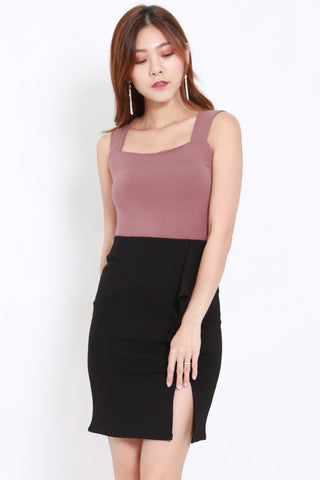 Queen Anne Top (Mauve)
